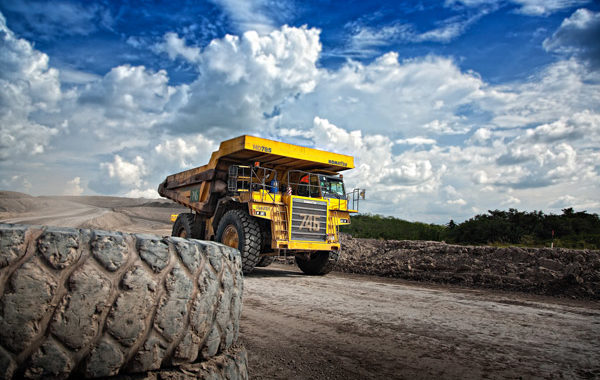 mining sector blockchain tanzania